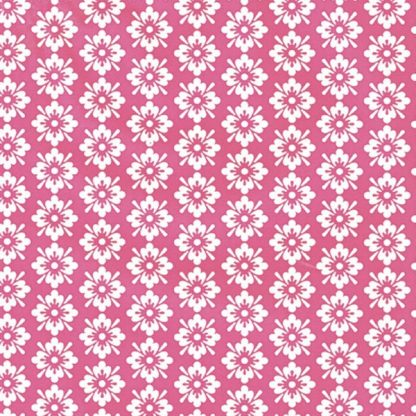 Rosa Folkflower Wrapping Paper 57cm x 160m