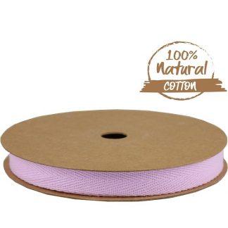 Lilac Cotton Ribbon