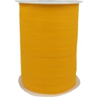 Yellow Matte Ribbon 10mm