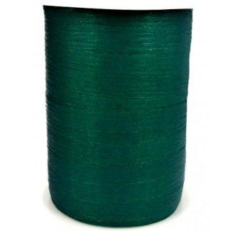 Hunter Green Matte Ribbon 10mm