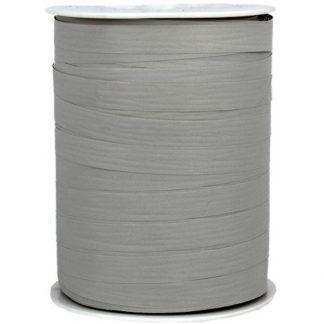 Grey Matte Ribbon 10mm