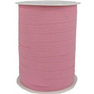 Pale Pink Matte Ribbon 10mm