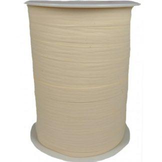 Ivory Matte Ribbon 10mm