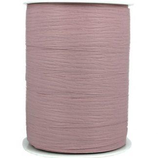 Dusky Pink Matte Ribbon 10mm
