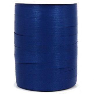 Blue Matte Ribbon 10mm
