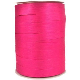 Fuchsia Matte Ribbon 10mm