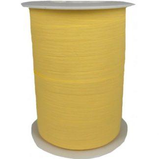 Lemon Matte Ribbon 10mm