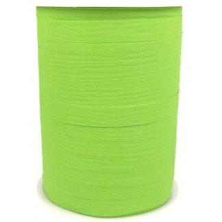 Lime Matte Ribbon 10mm