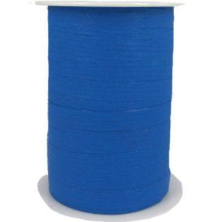 Mid Blue Matte Ribbon 10mm