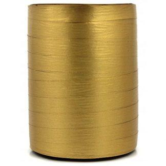 Gold Matte Ribbon 10mm