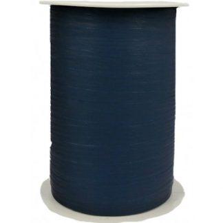 Navy Matte Ribbon 10mm