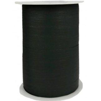Black Matte Ribbon 10mm