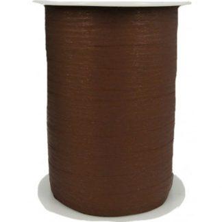 Chocolate Matte Ribbon 10mm
