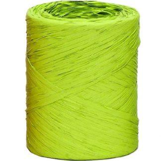 Lime Raffia