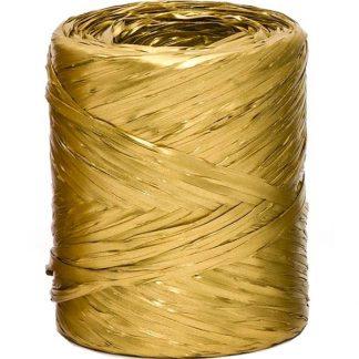 Gold Raffia