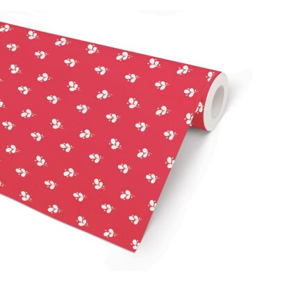Berryleaf Wrapping Paper