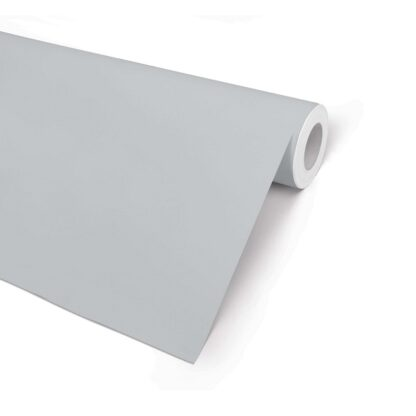 Silver Gloss Wrapping Paper