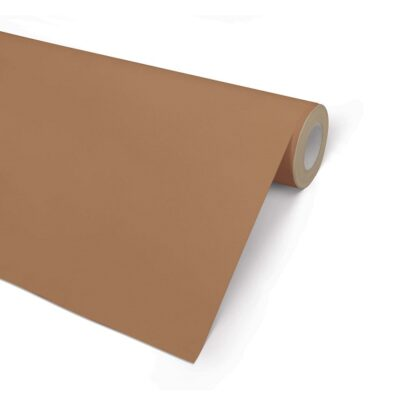 Ribbed Copper Wrapping Paper