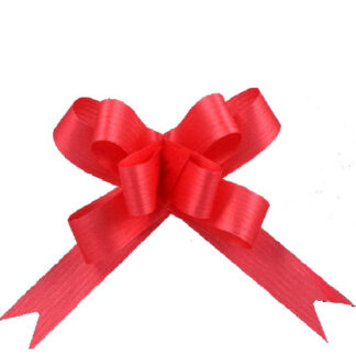 Coral Matte Pull Bow 19mm