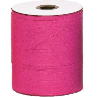 Fucshia Paper Band 11cm