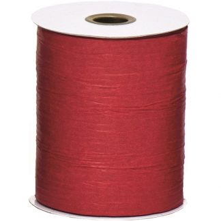 Royal Red Paper Band 11cm