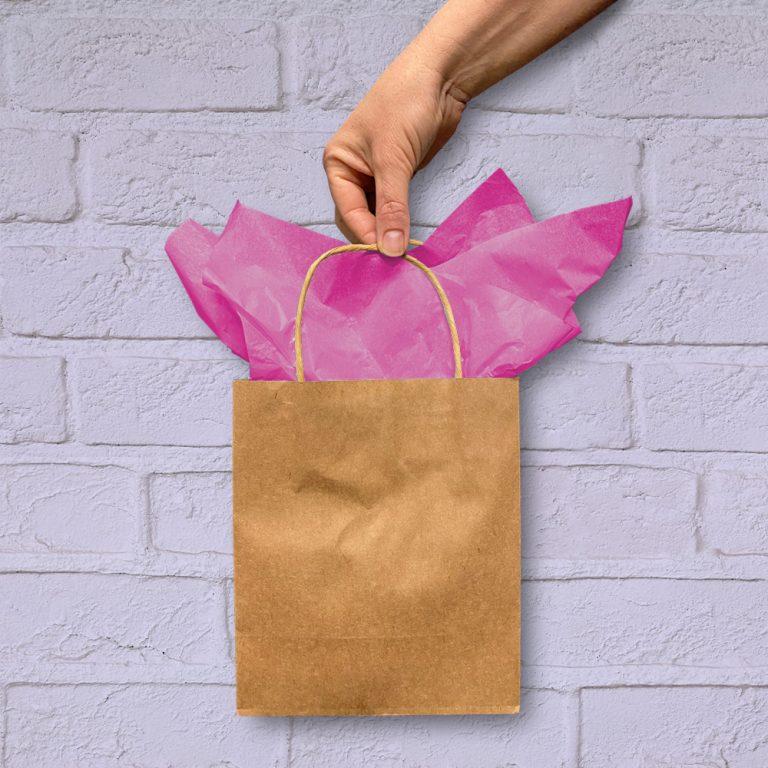 Tissue + Bags