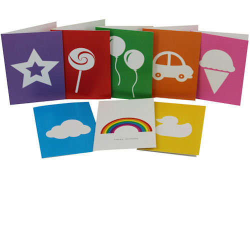 Child Brights Gift Cards Assorted