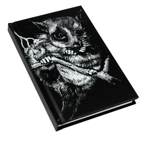 B+W Note Book Possum