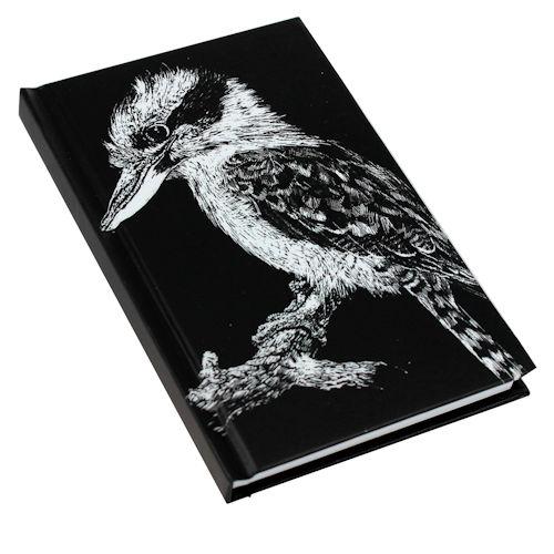B+W Note Book Kookaburra