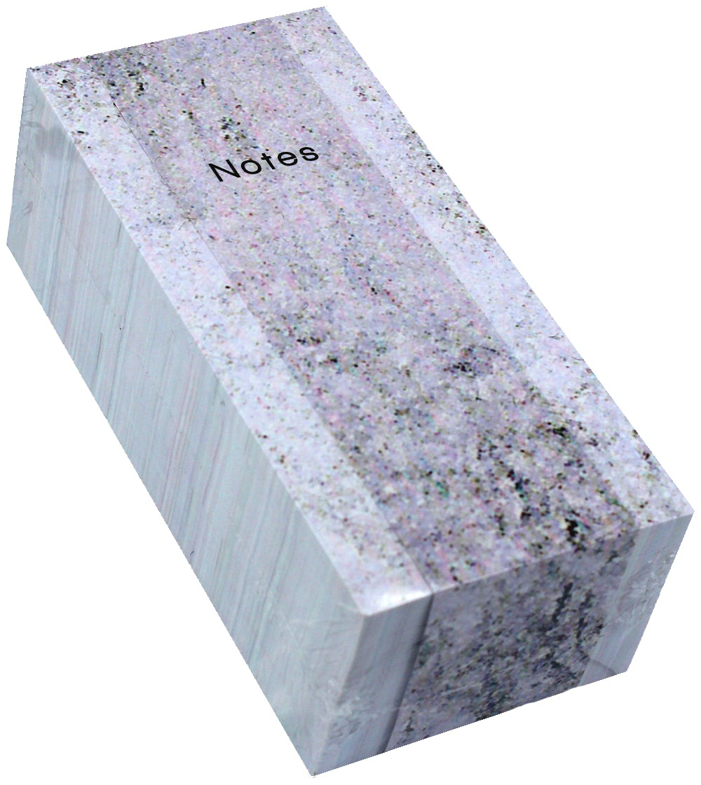 Note Block Concrete