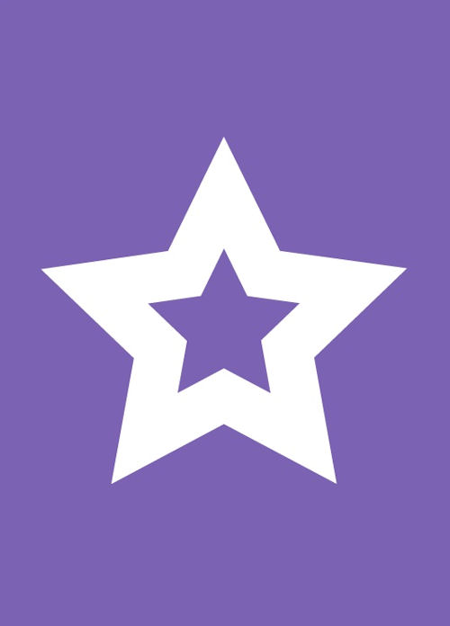 Purple Star Gift Card