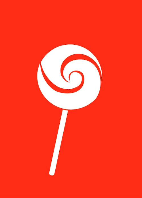 Red Lollypop Gift Card