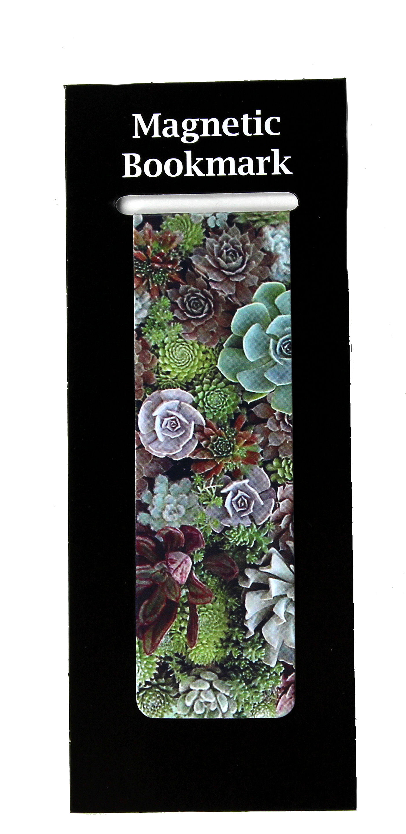 Magnetic Bookmark Potted Flora