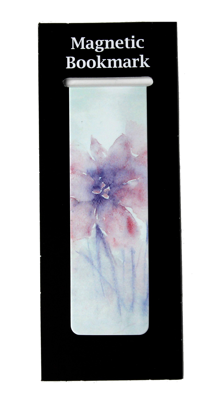 Magnetic Bookmark Flower