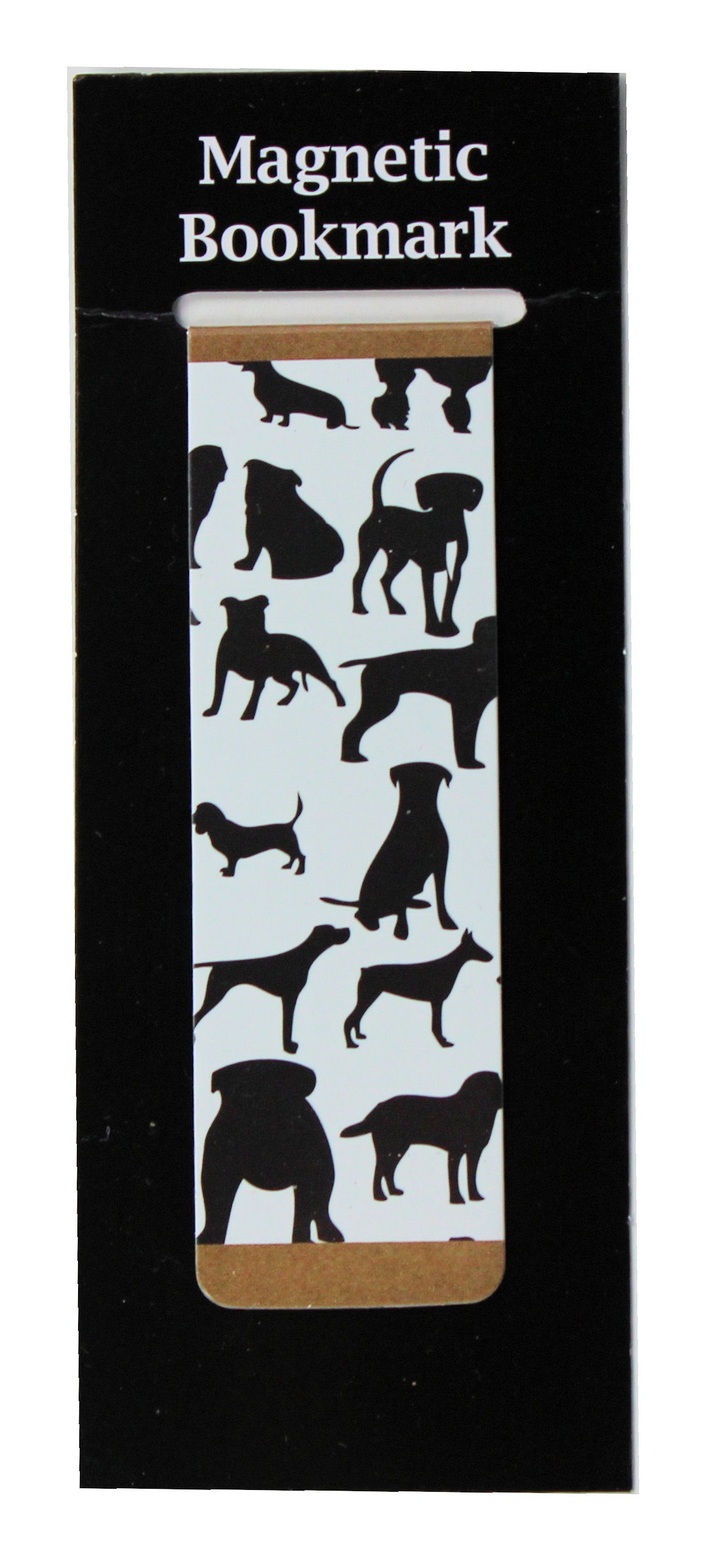 Magnetic Bookmark Dogs