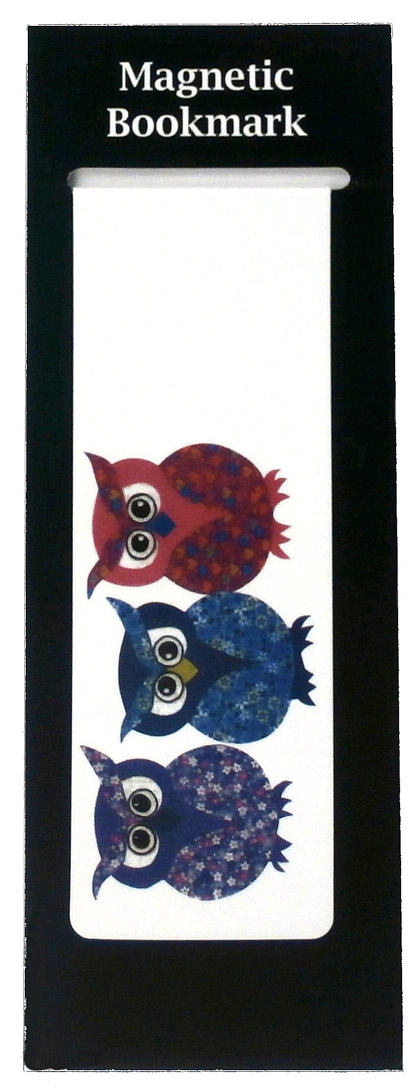 Magnetic Bookmark Owl
