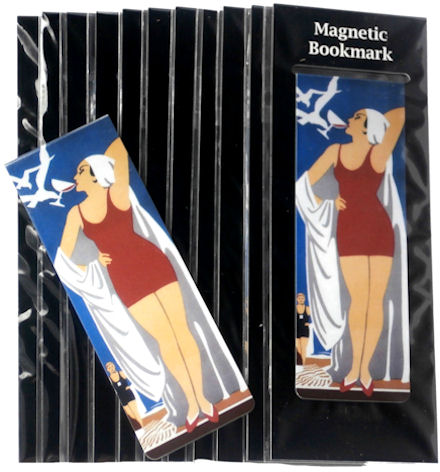 Magnetic Bookmark Air Like Wine