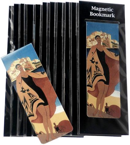 Magnetic Bookmark Mediterann