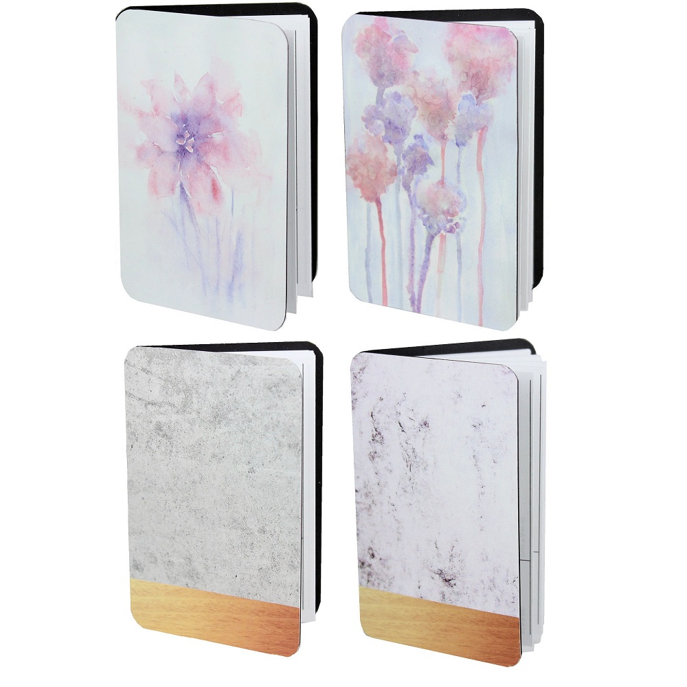 Magnetic Address Book Surface+Flora