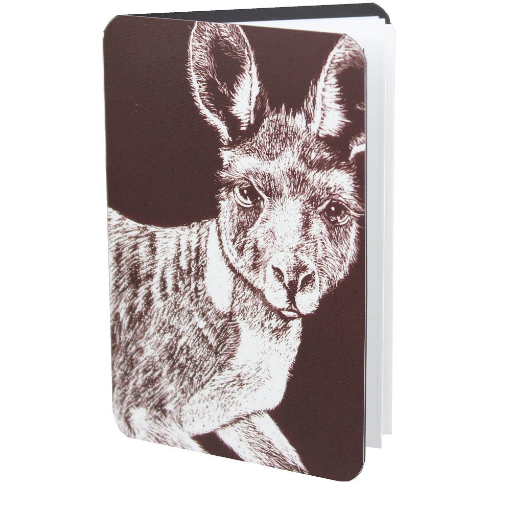 Magnetic Address Book Kangaroo