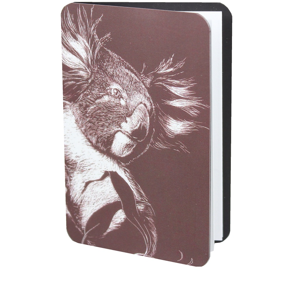 Magnetic Address Book Koala