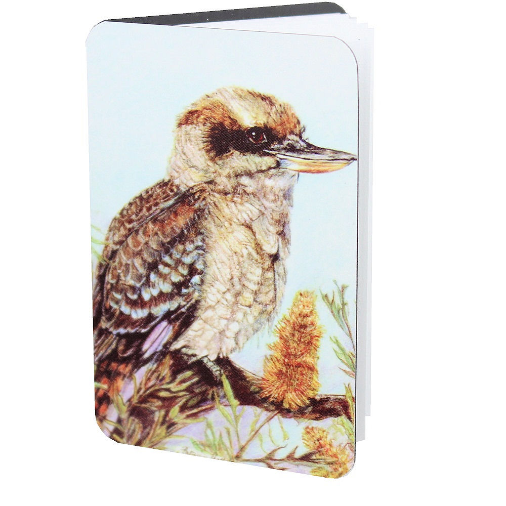 Magnetic Address Book Kookaburra