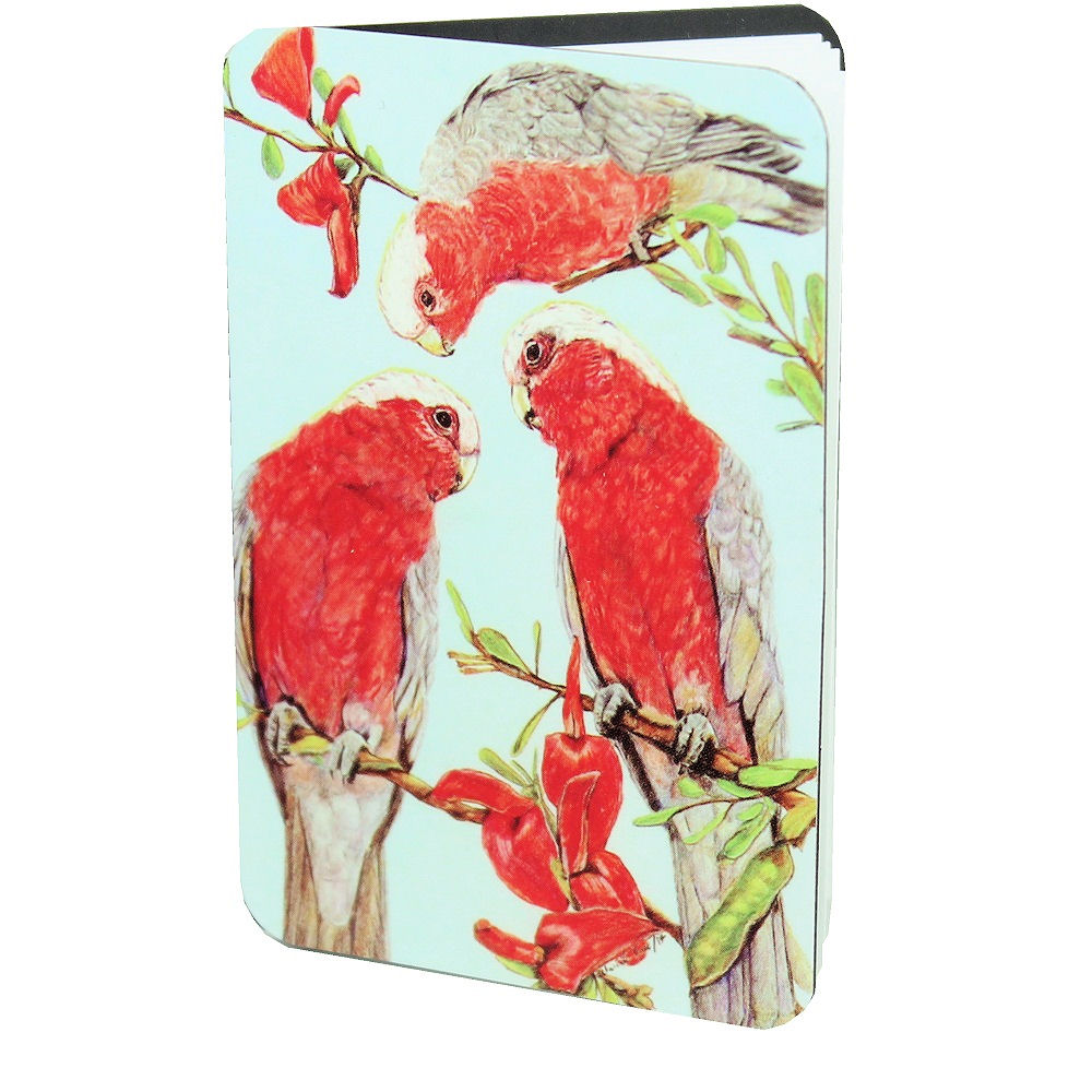 Magnetic Address Book Galah