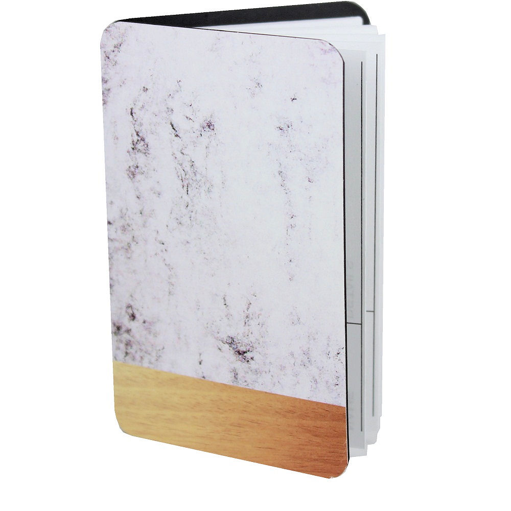 Magnetic Address Book Marble