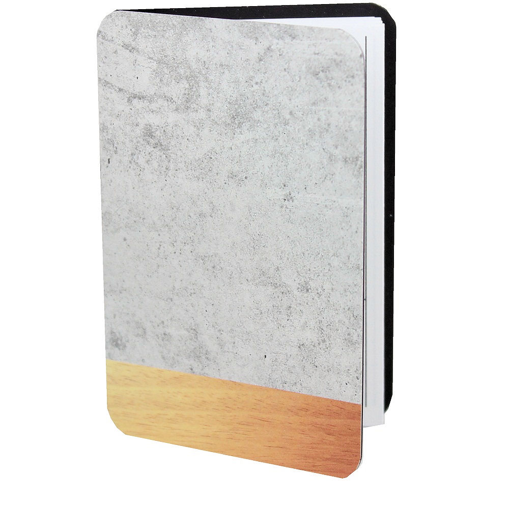Magnetic Address Book Concrete