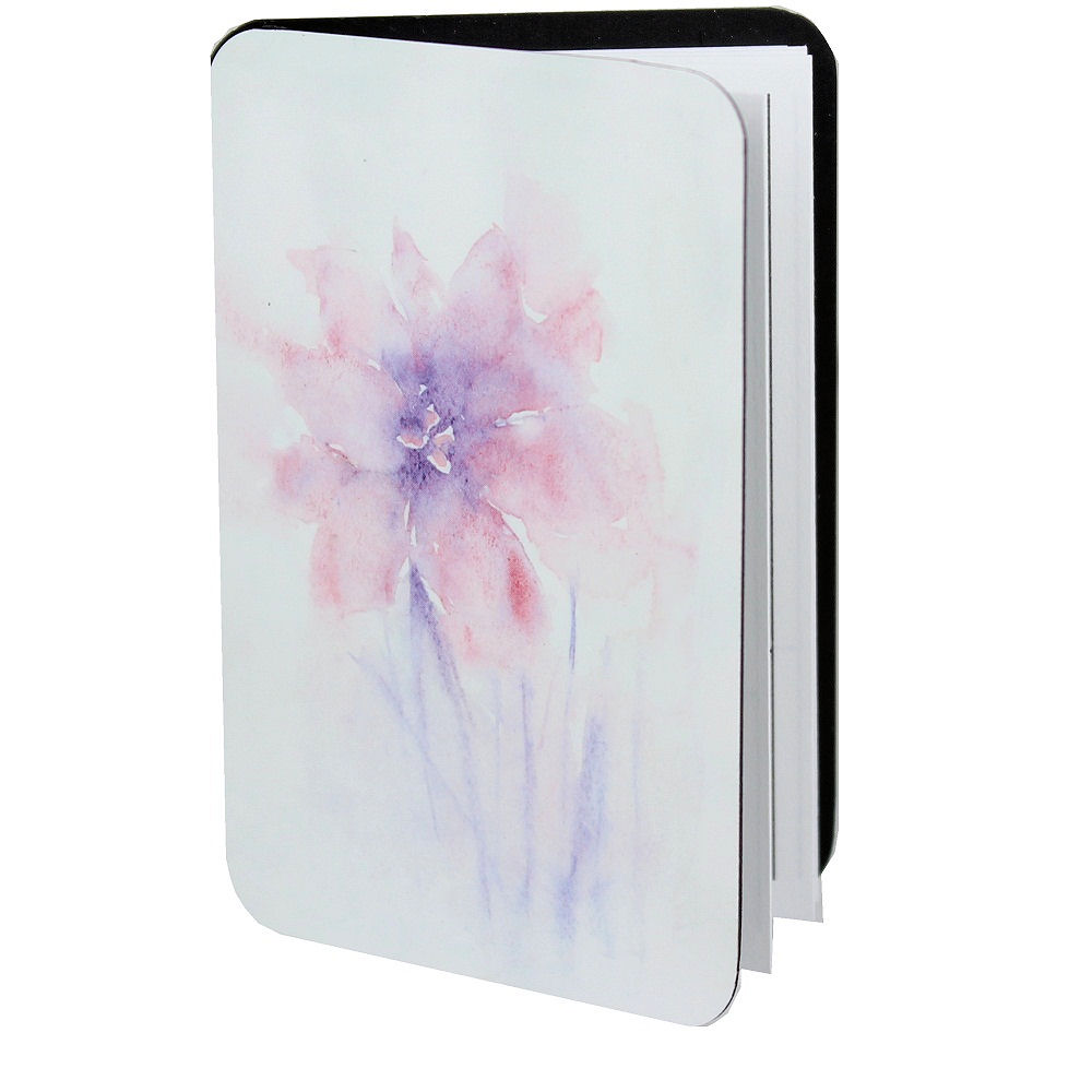 Magnetic Address Book Flower