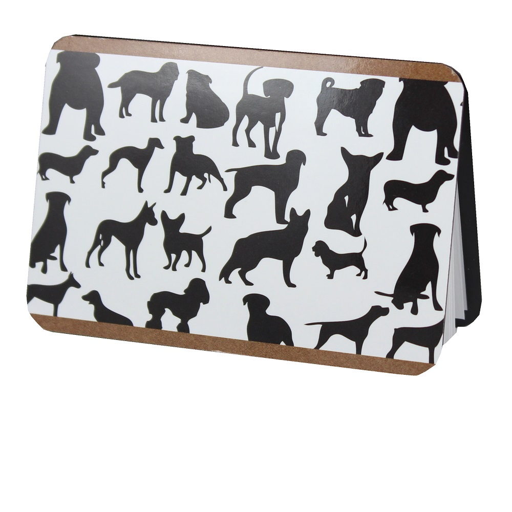 Magnetic Address Book Dogs