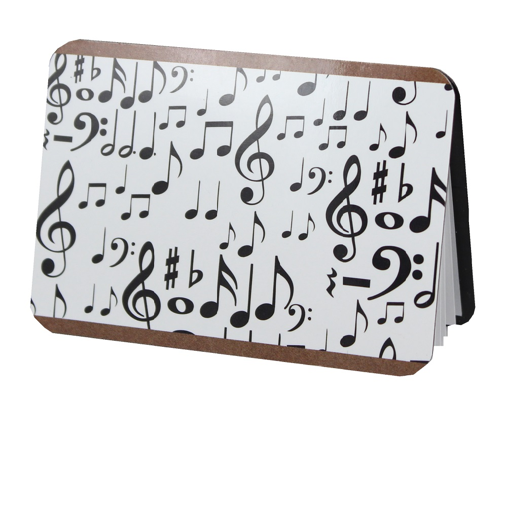 Magnetic Address Book Music