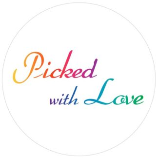 """Picked"" Rainbow Sticker"