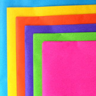 Bright Pack Tissue Paper